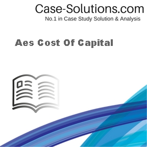 aes cost of capital