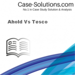 Ahold Vs Tesco