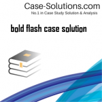 bold flash case solution