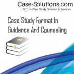 Case Study Format In Guidance And Counseling