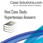 Hesi Case Study Hypertension Answers