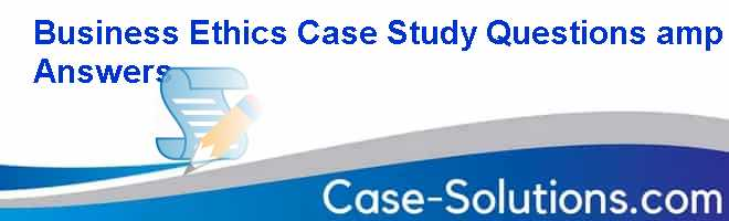 business law case study questions and answers What is a case study analysis in the context of a business course a case  first,  you may be required to answer a series of specific questions about a case.