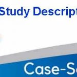Case Control Study Descriptive Or Analytic