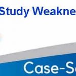 Case Control Study Weaknesses