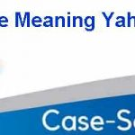 Case Sensitive Meaning Yahoo Answers