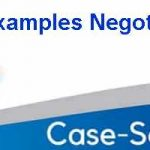 Case Study Examples Negotiation
