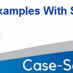 Case Study Examples With Solutions Pdf