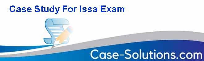 Corporate finance case study interview