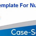 Case Study Template For Nursing