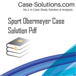 Sport Obermeyer Case Solution Pdf