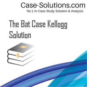 kellogg case analysis Case study on kelloggs essay in the kellogg's case they had to work hand in hand with kellogg's to do the market research and analysis the.